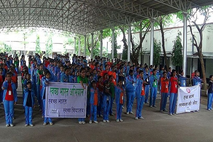 South East Central Railway Highe Secondary School No.-2-Assembly