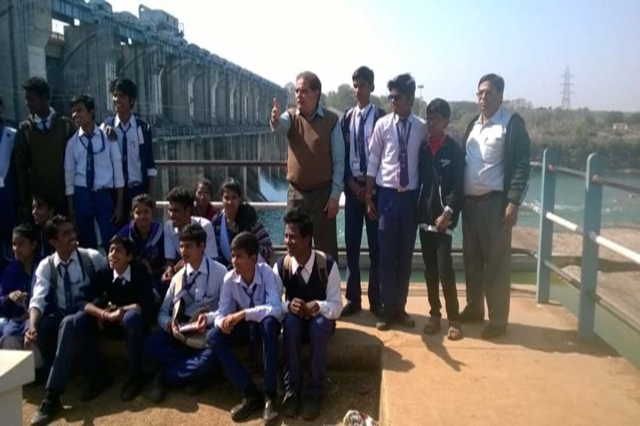 South East Central Railway Mixed Higher Secondary School-Educational tour