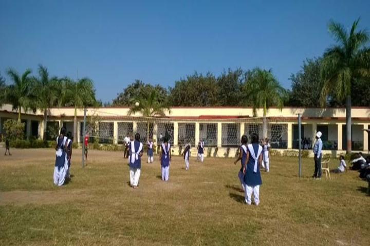 South East Central Railway Mixed Higher Secondary School-Play Ground