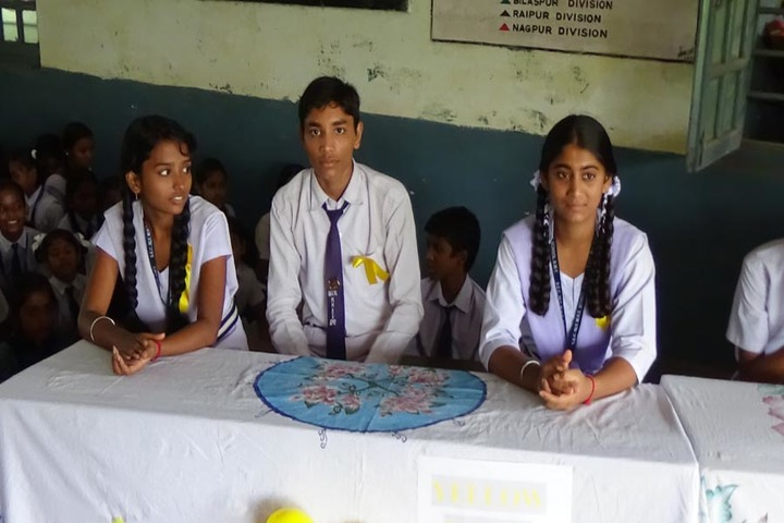 South East Central Railway Mixed Higher Secondary School-Quiz Competition