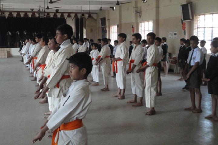 Sri Sankara Vidyalaya-Karate