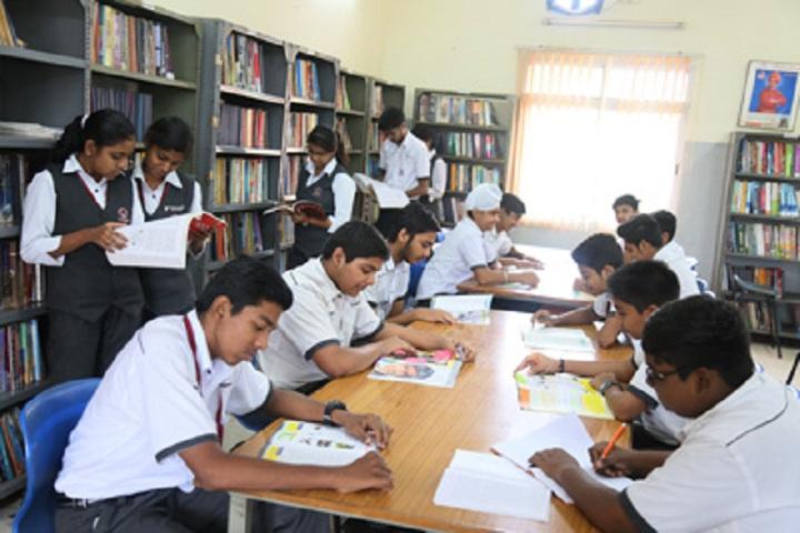 Sri Sankara Vidyalaya-Library