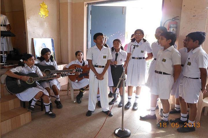 Sri Sankara Vidyalaya-Music