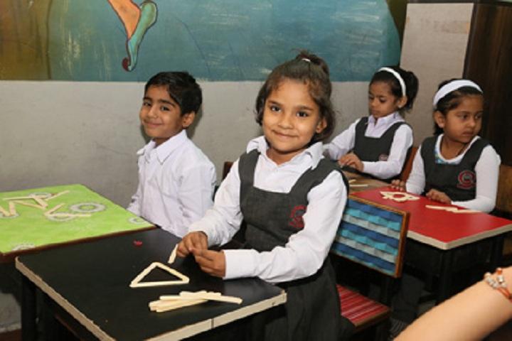 Sri Sankara Vidyalaya-Primary Class Room