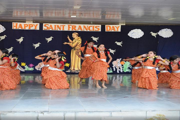St Francis Higher Secondary School-Events celebration