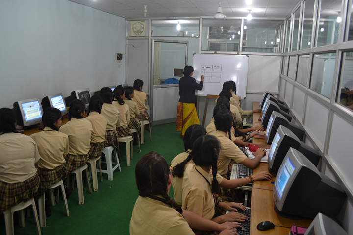 St Francis Higher Secondary School-IT-Lab