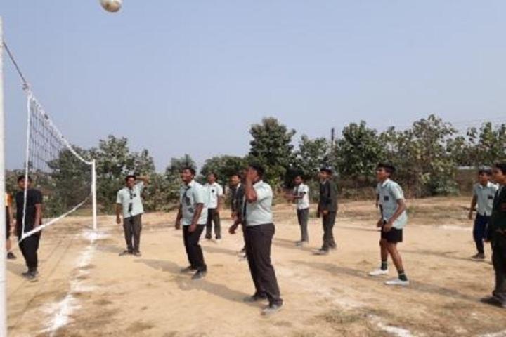 St Xavier Public School-Sports