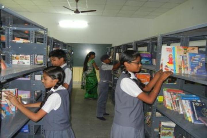St. Francis School-Library