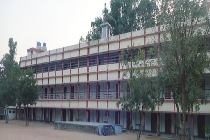 St Josephs English Medium School-School building