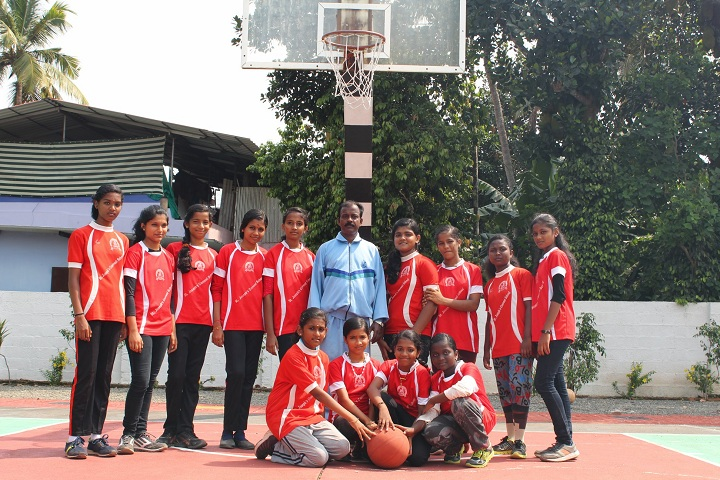 St JosephS English Medium School-Sports