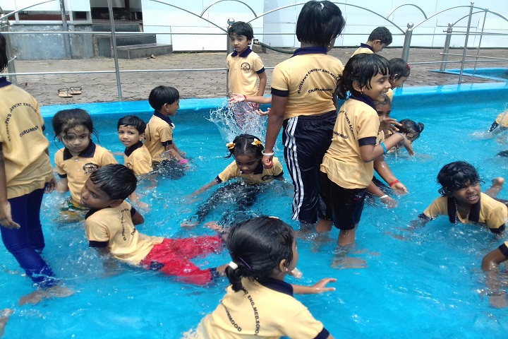 St JosephS English Medium School-Swiming Pool