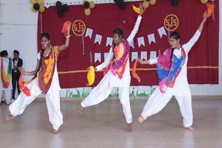 "St. JosephS Senior Secondary SchoolCultural Fest"""