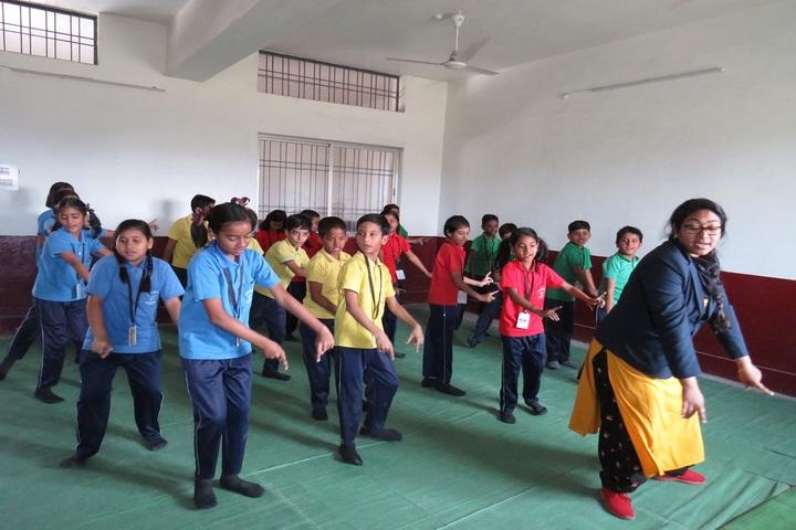 """St. JosephS Senior Secondary School-Dance Room"""""""