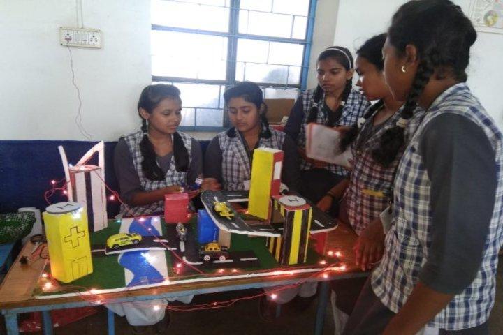 St. JosephS Senior Secondary School-Science Exhibition