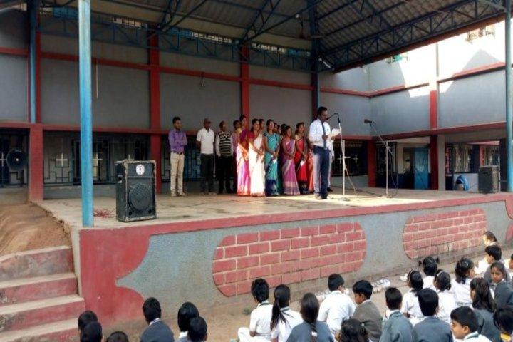 St. JosephS Senior Secondary School-Teachers Day
