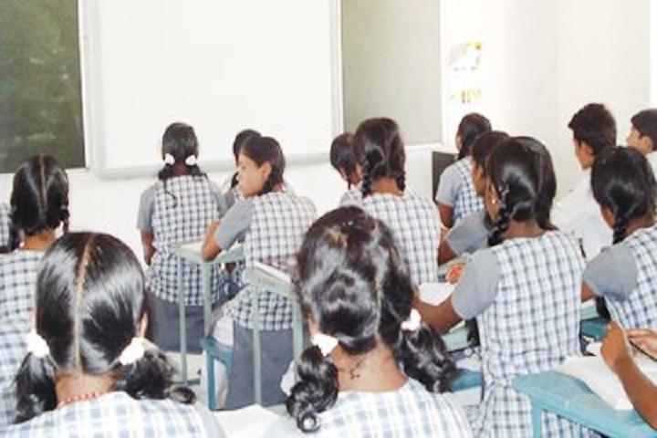 St Michael S English Medium School-Class Room