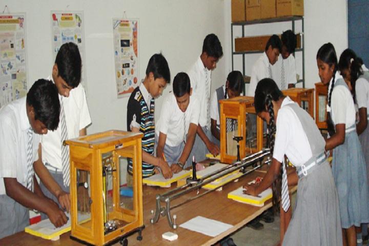 St Michael S English Medium School-Physics Lab