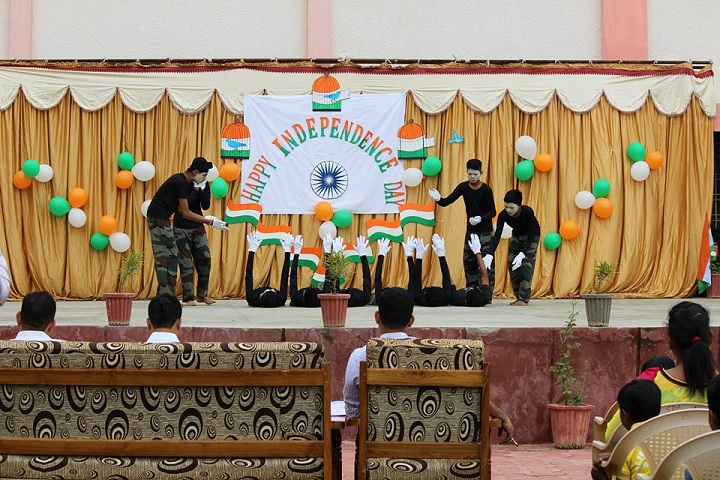 St Patricks Academy-Independence Day