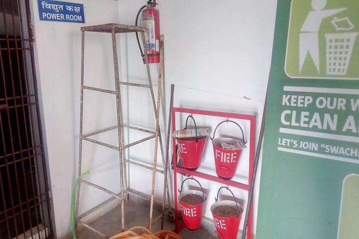 Kendriya Vidyalaya-Fire Control