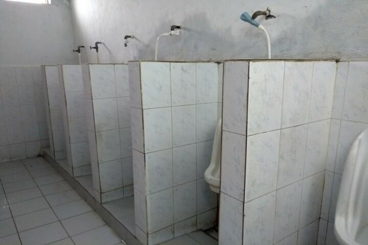 Kendriya Vidyalaya-Toilet Facility