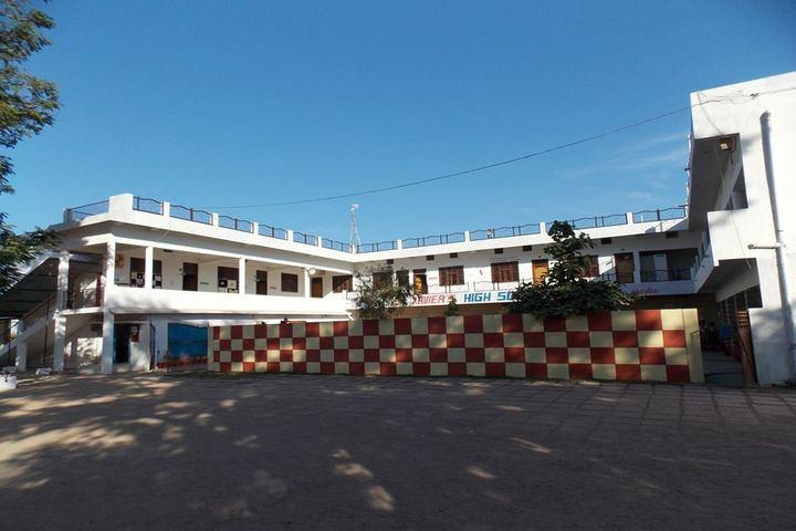St  Xaviers Senior Secondary School-School View