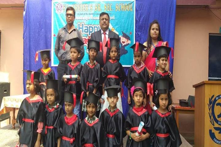 St Xaviers Senior Secondary School-Graduation Day