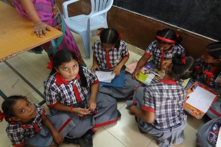 Kendriya Vidyalaya - Classroom Activity