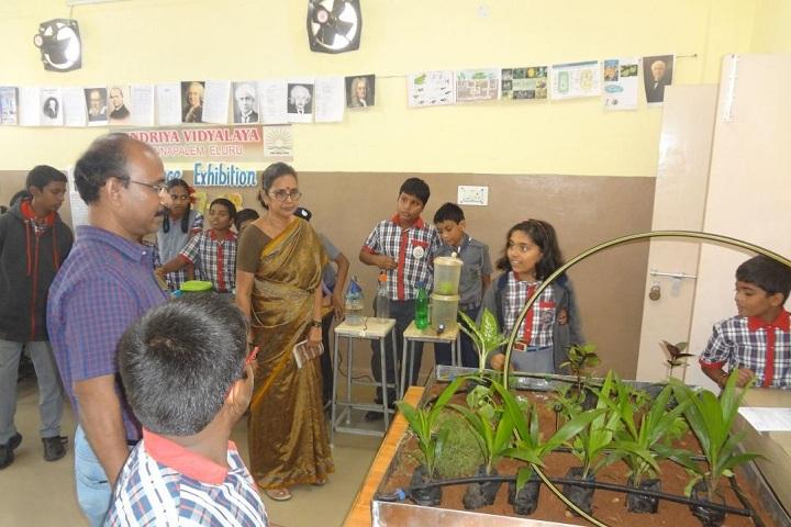 Kendriya Vidyalaya - Exhibition