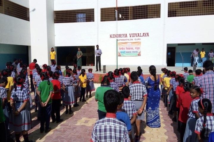 Kendriya Vidyalaya - Hindhi Pakhwada