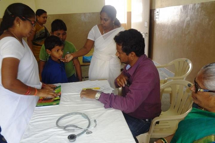 Kendriya Vidyalaya - Medical Camp