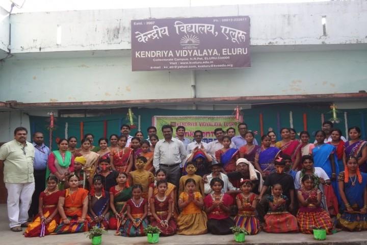 Kendriya Vidyalaya - Sankranthi Celebrations