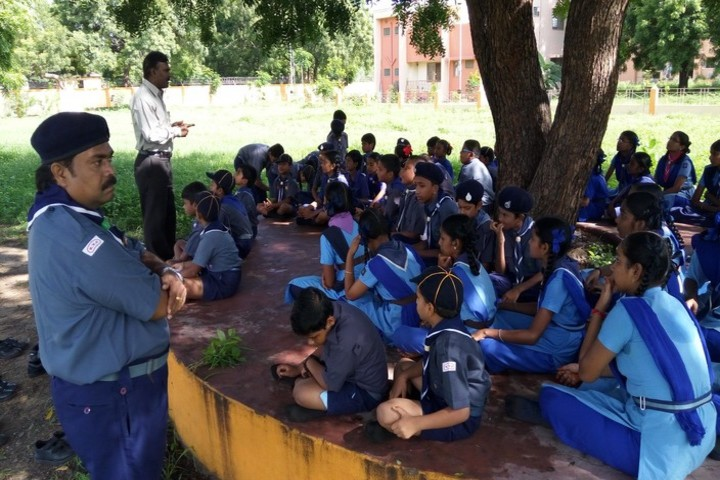 Kendriya Vidyalaya - Scouts And Guides