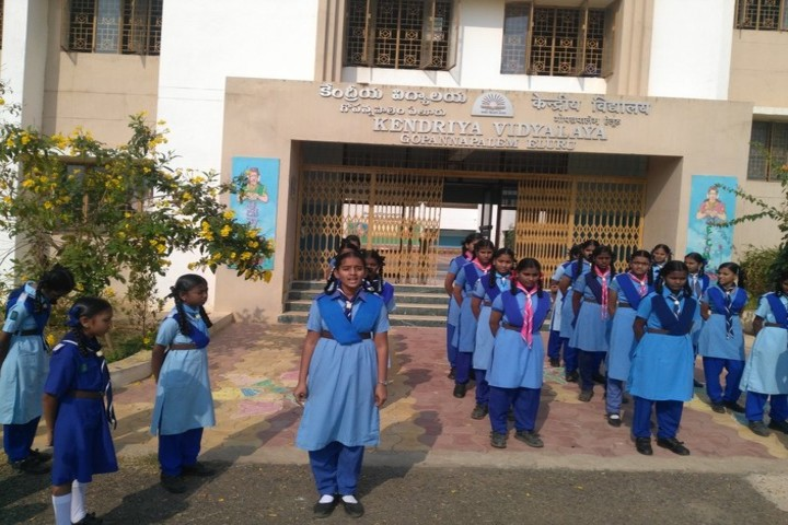 Kendriya Vidyalaya - Students