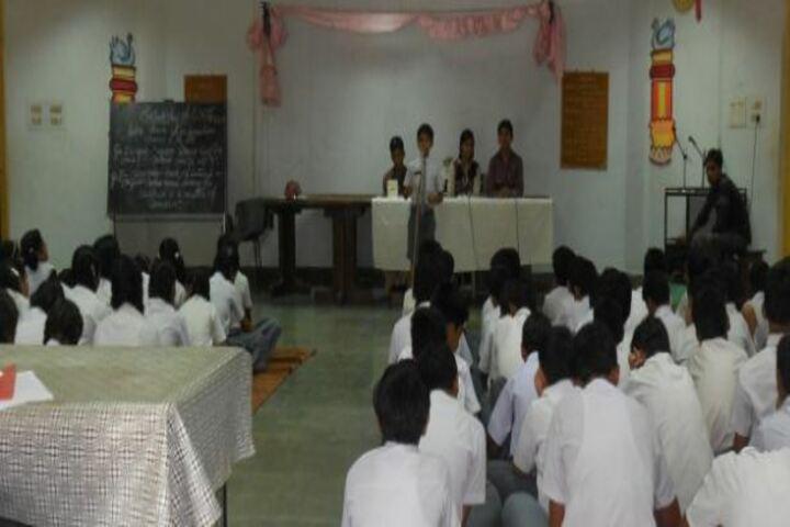 Tata Dav Public School-Activity