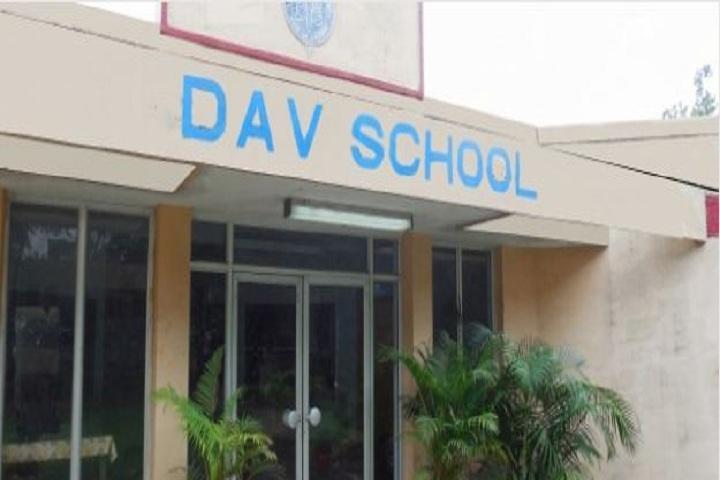 Tata Dav Public School-School Entrance