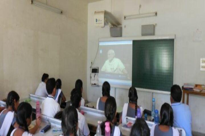 Tata Dav Public School-Smart Classrooms