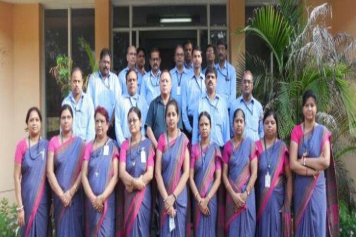 Tata Dav Public School-Staff