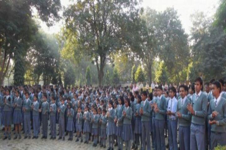 Tata Dav Public School-Students
