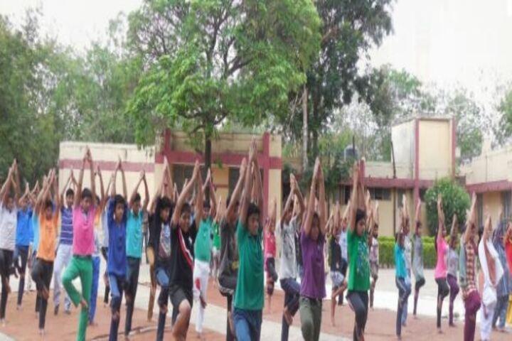 Tata Dav Public School-Yoga