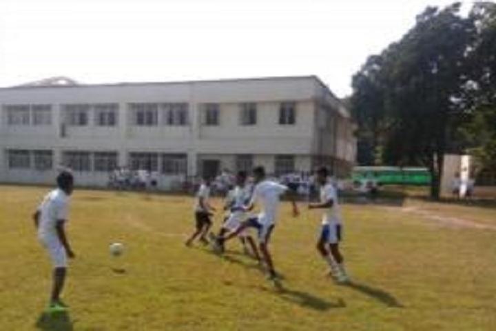 THE ADITYA BIRLA PUBLIC SCHOOL-Football