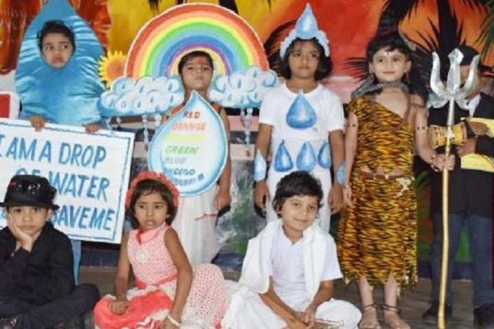 The Aditya Birla Public School-Fancy Dress