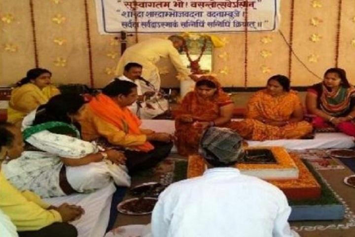 The Aditya Birla Public School-Pooja Event
