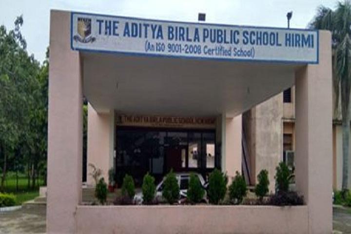 The Aditya Birla Public School-School Entrance