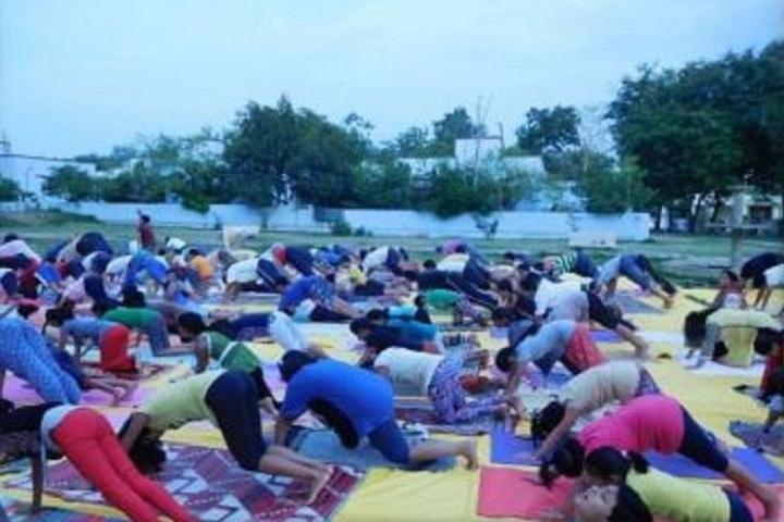 The Aditya Birla Public School-Yoga