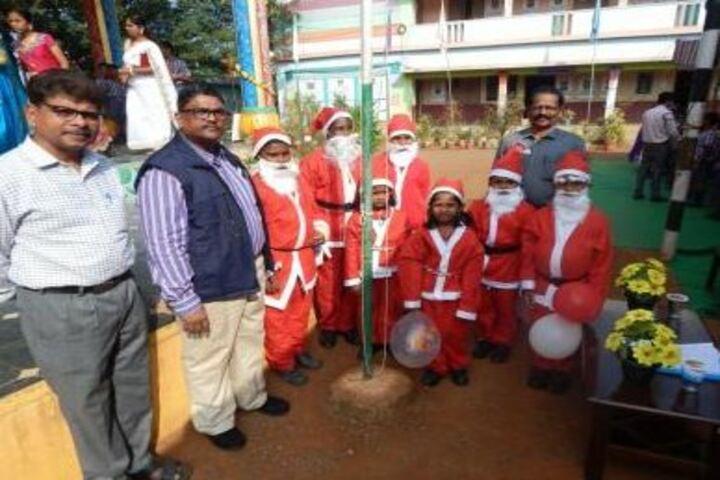 Kendriya Vidyalaya-Christmas Day