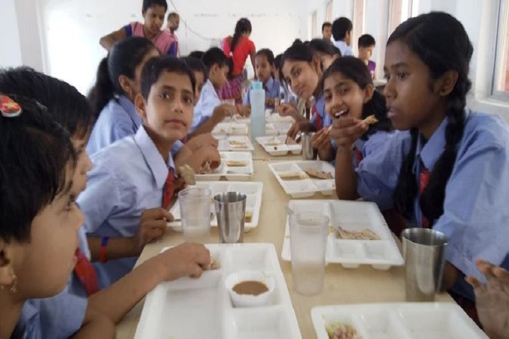 The Gurukul International School-Cafetaria