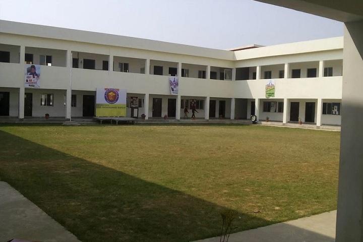 The Gurukul International School-Campus View