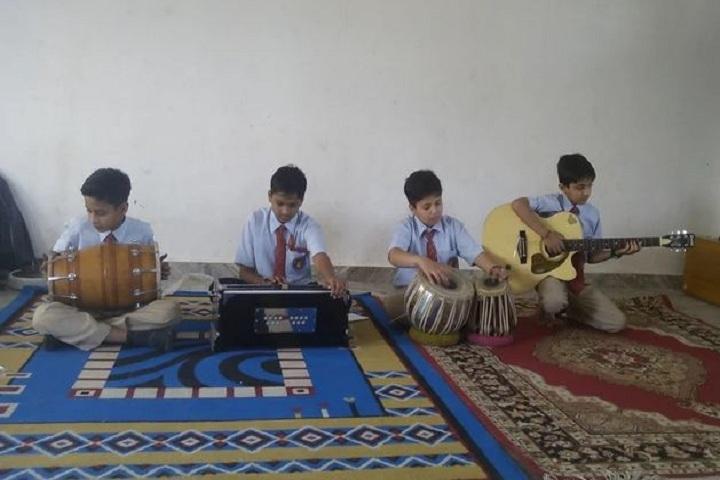 The Gurukul International School-Music Class