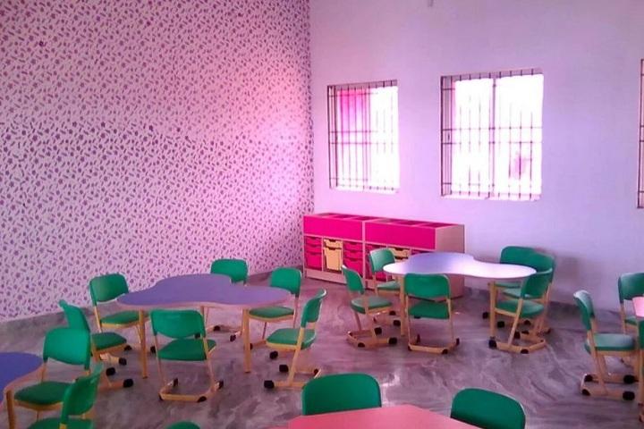 The Gurukul International School-Primary Class Room
