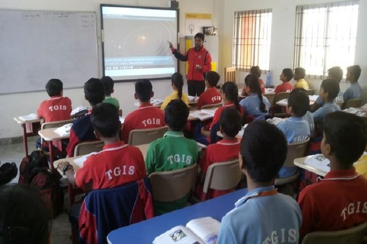 The Gurukul International School-Smart Class